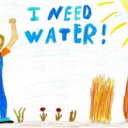 Imagine a Day without Water Art Poster Contest Winners Announced