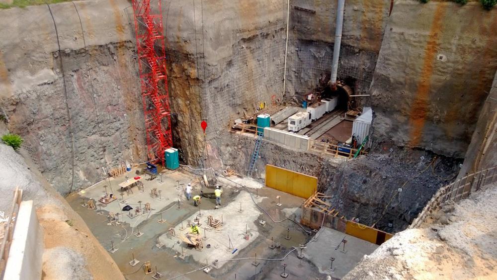 Rivanna Pump Station Construction