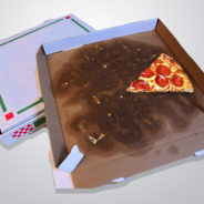 Pizza Box Composting at the McIntire Recycling Center