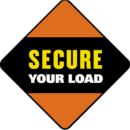 Always Secure or Cover your Load!